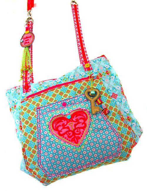 Taschenspieler II | Bag, Purse and Patchwork