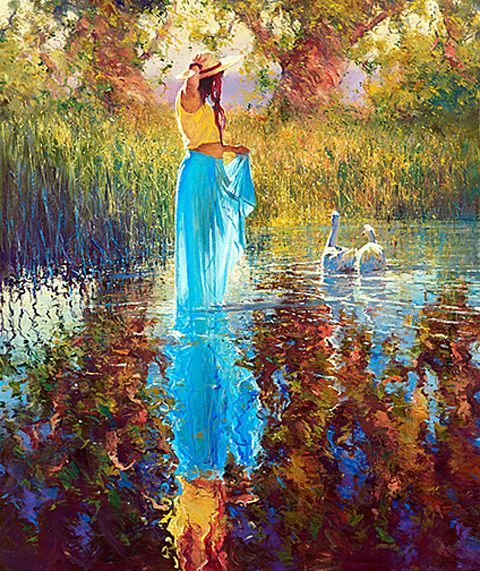 Yourtalana Art Painting Famous Art Fantastic Art