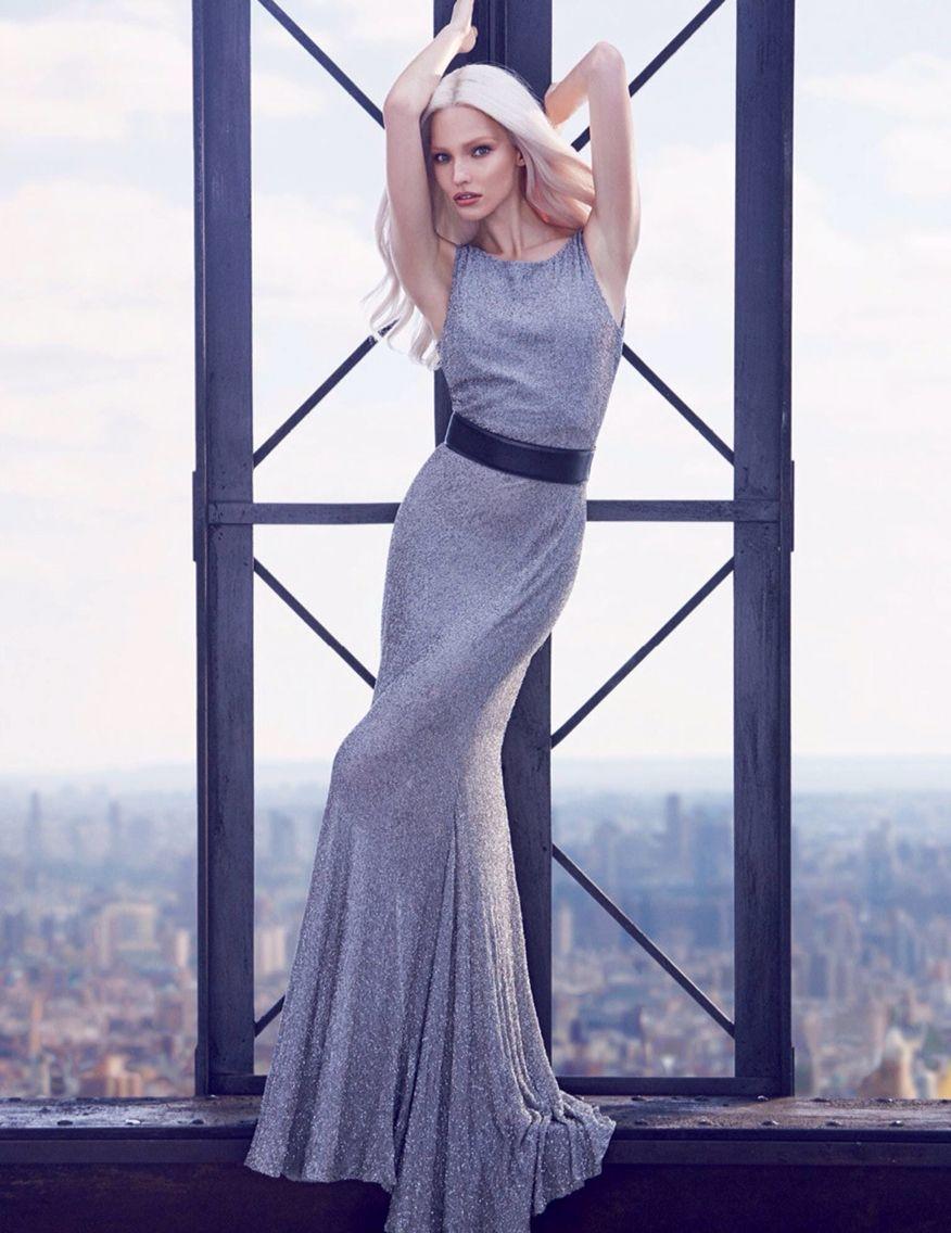 Fashion photography. Model. Lush. By Alexi Lubomirski
