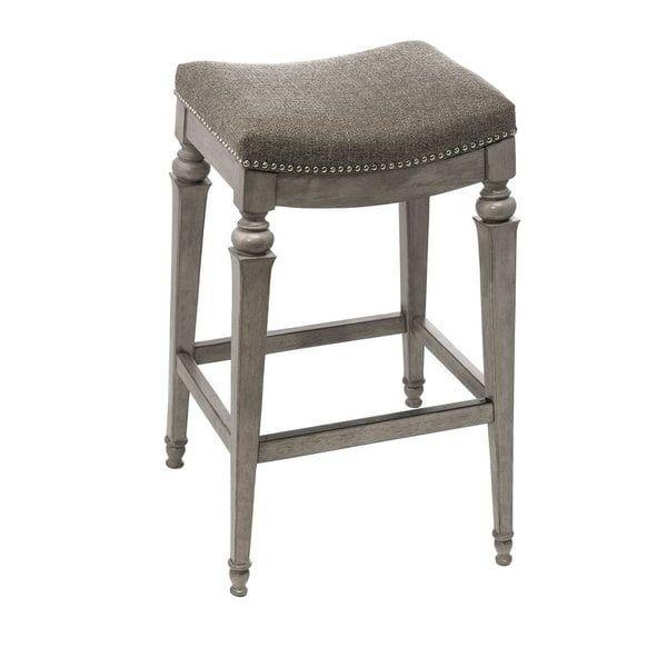 Hillsdale Furniture S Vetrina Backless Non Swivel Bar