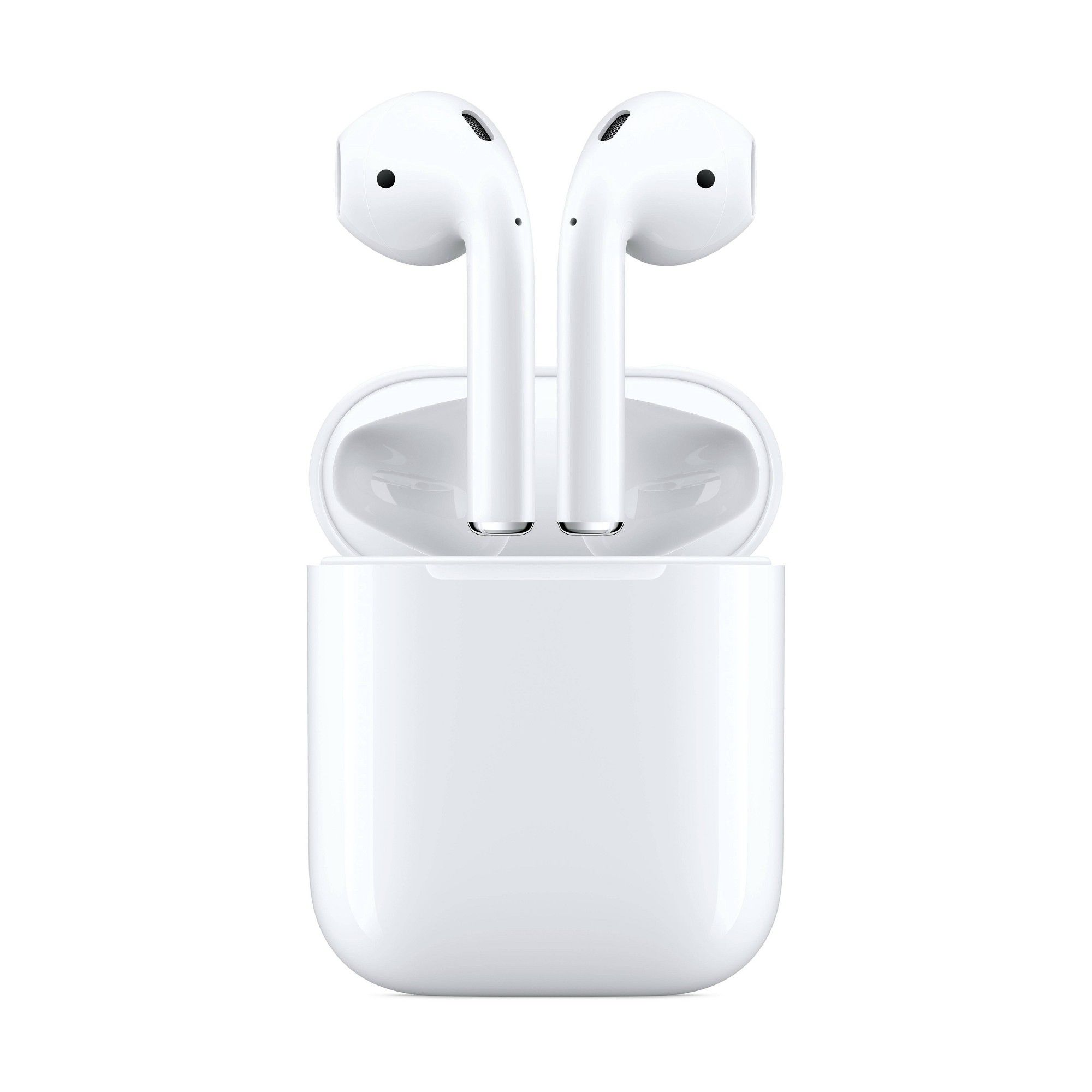 Apple Airpods With Wired Charging Case White Apple Airpods 2 Apple Accessories Iphone Accessories
