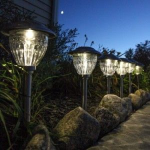 Top 10 Best Solar Path Lights Reviews With Images Best Solar Path Lights Solar Path Lights Solar Pathway Lights