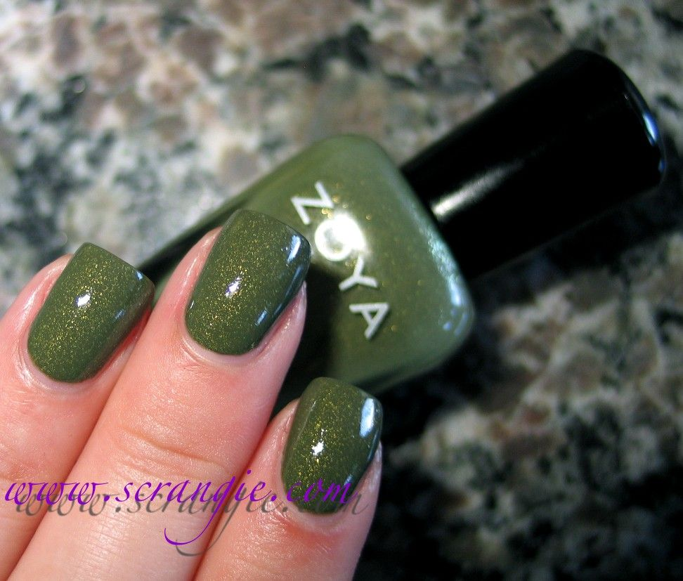 Zoya Smoke and Mirrors Collection Fall 2011 Swatches and ...