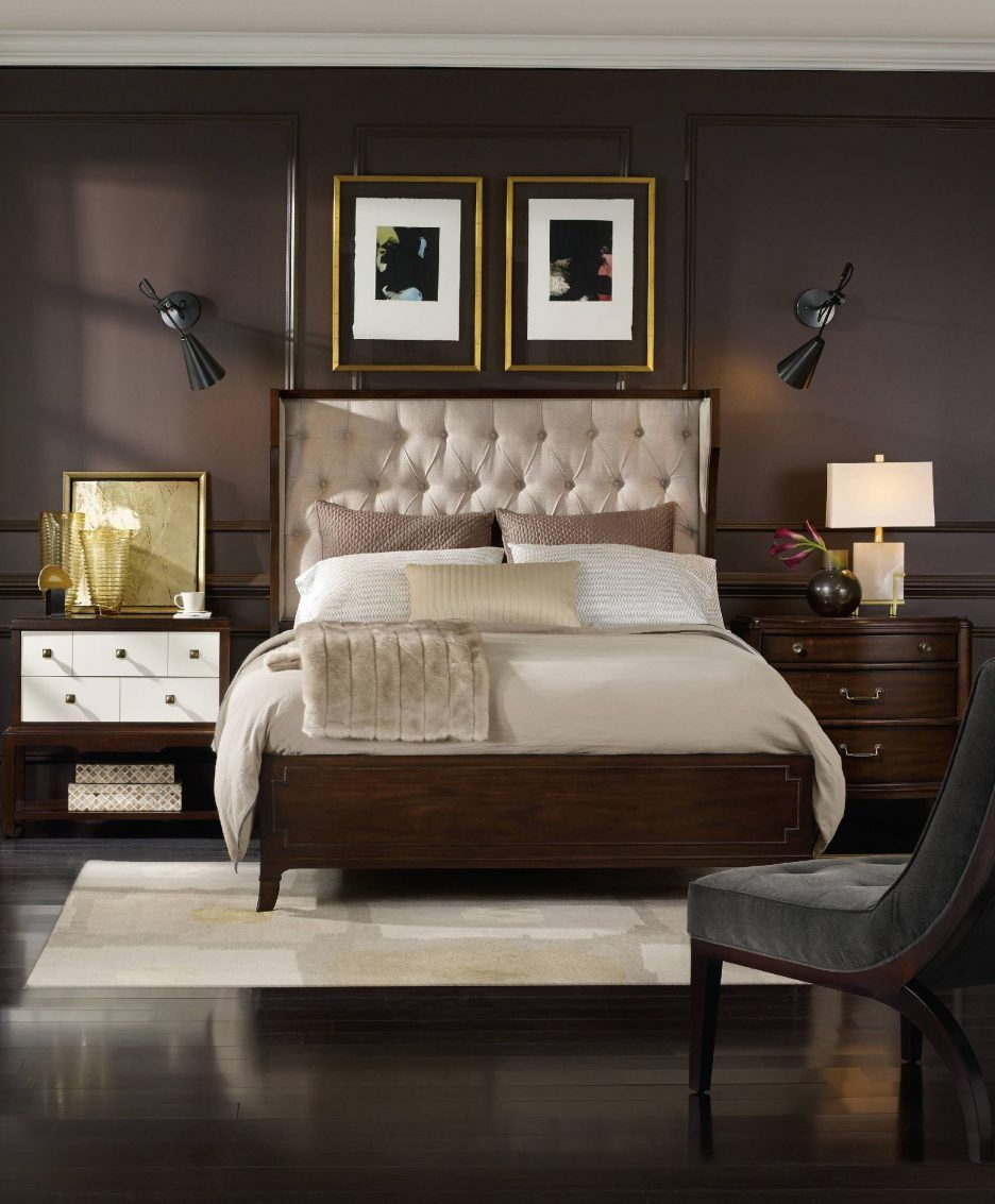 Best Beautiful High End Bedroom Ideas Comes With Wooden Bed 400 x 300