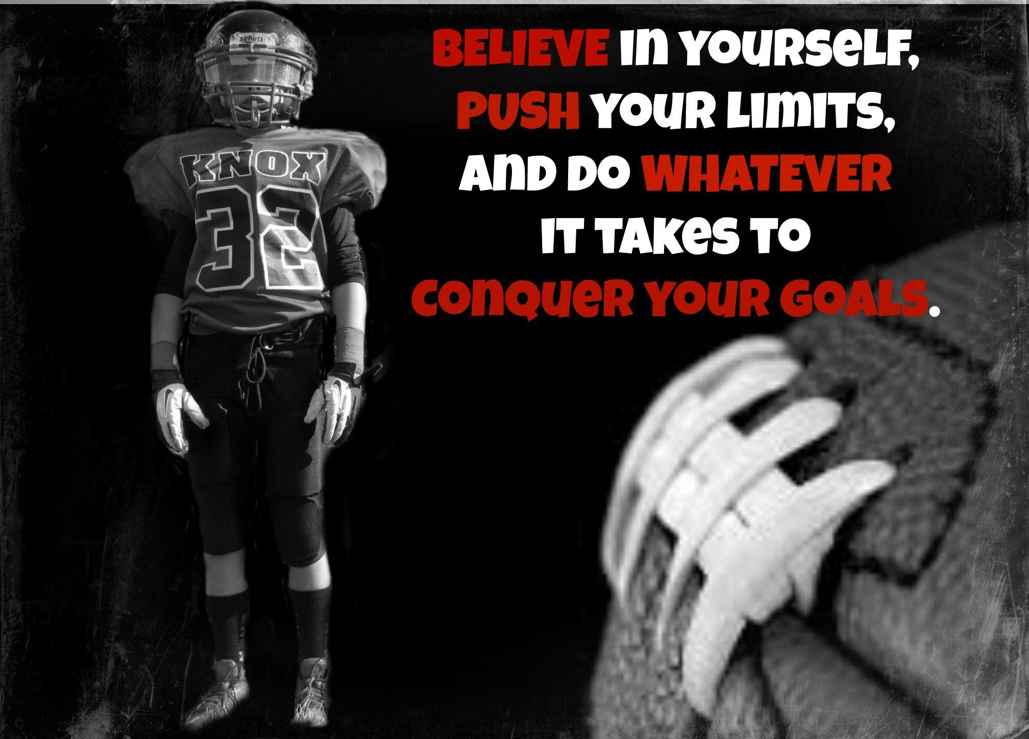 Shirt quotes design quotesgram - Youth Football Quotes Quotesgram