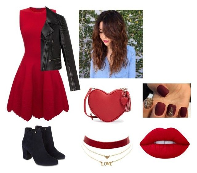 Valentine S Day Outfit 2 Outfits Made By Me Pinterest Outfits