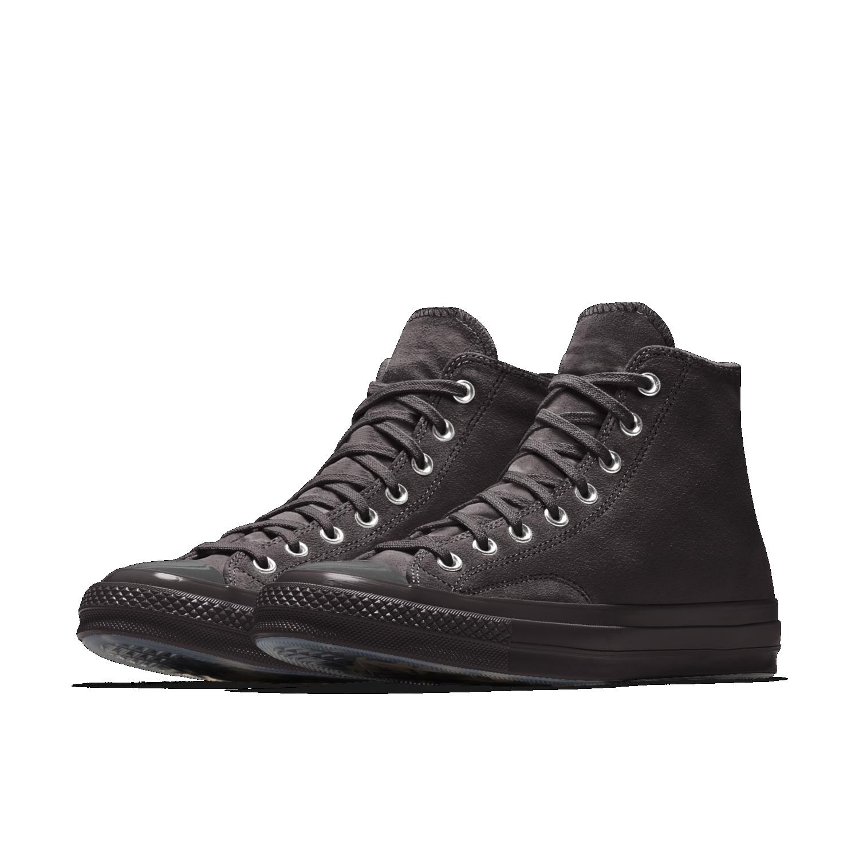 Converse Custom Chuck 70 Suede High Top Shoe. Nike.com  e44d6d7ba