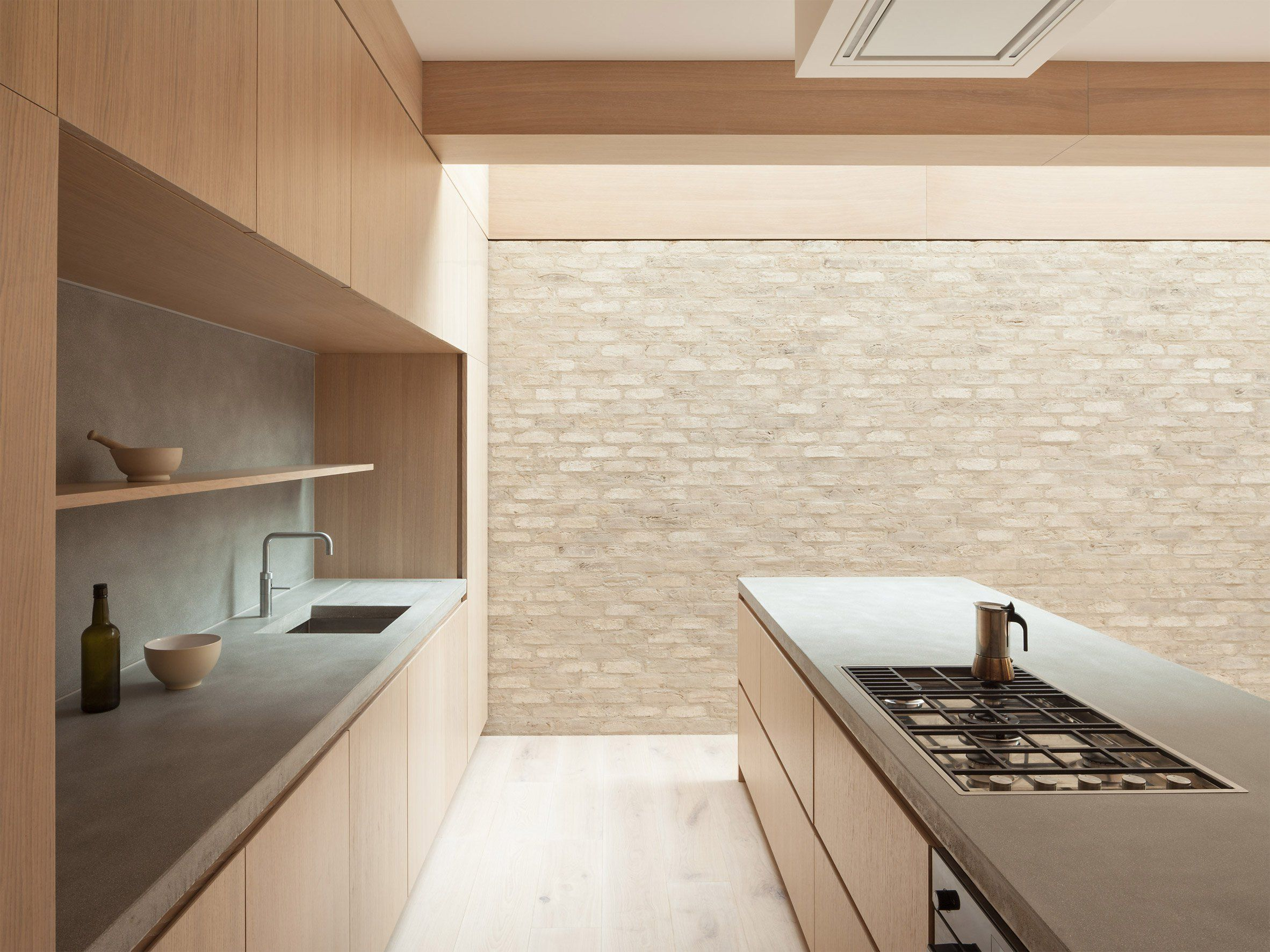 Harvey Road Crouch End London / Erbar Mattes | COCINA - KITCHEN ...