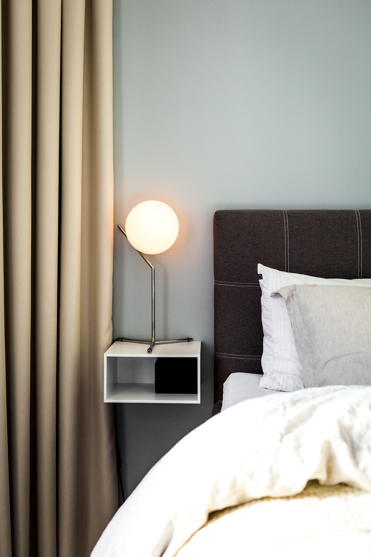 Pin By Flos Modern Lighting On Ideias De Decoracao Para Casa In 2020 Modern Bedroom Decor Decorating Small