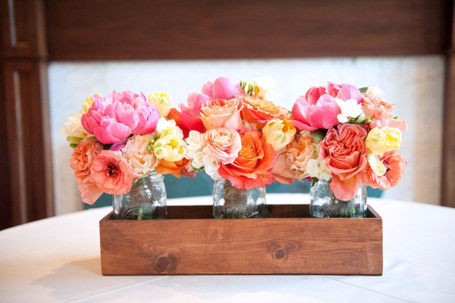 coral wedding bouquets   Coral-pink-and-yellow-wedding-bouquets.full ...