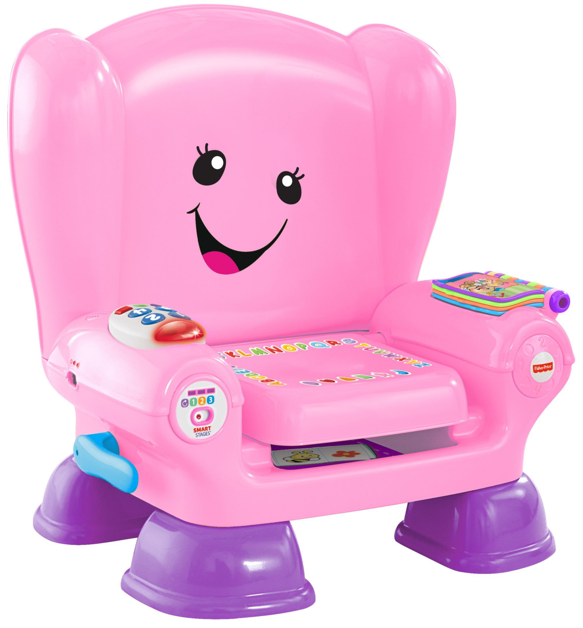 Fisherprice laugh and learn smart stages chair fisher