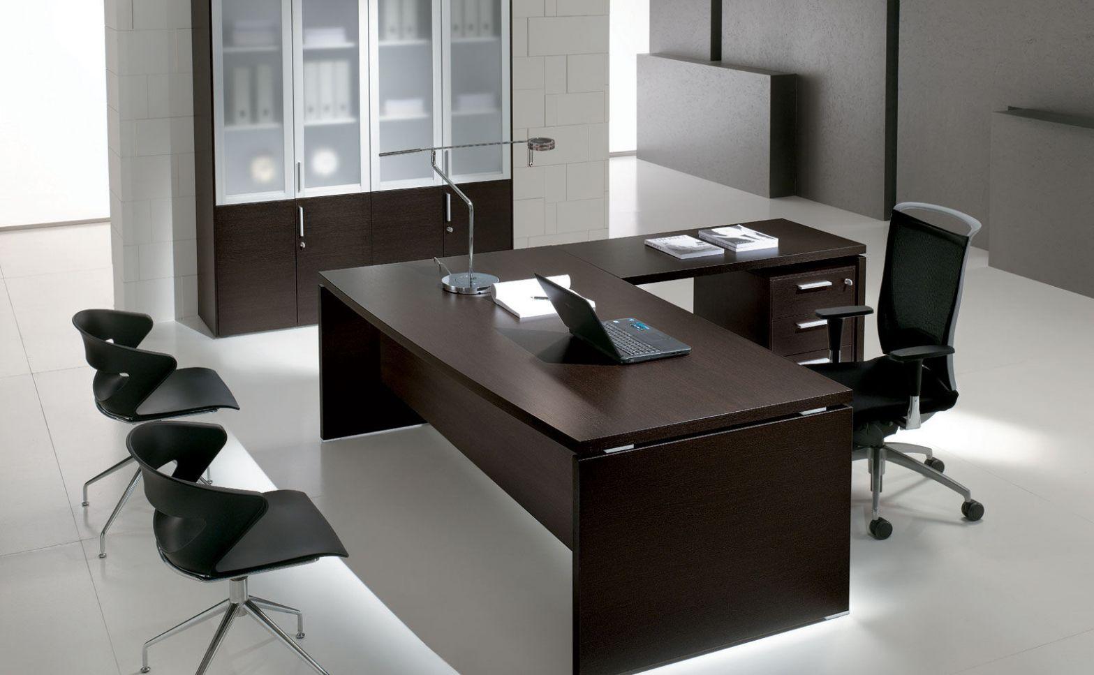 77 Executive Office Desks Home Office Furniture Set Check More