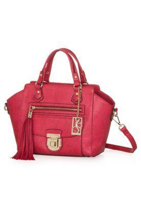 c7dcd21b9 Bolsa Fellipe Krein Office Adereço Vermelha | Bolsas e nada mais em ...