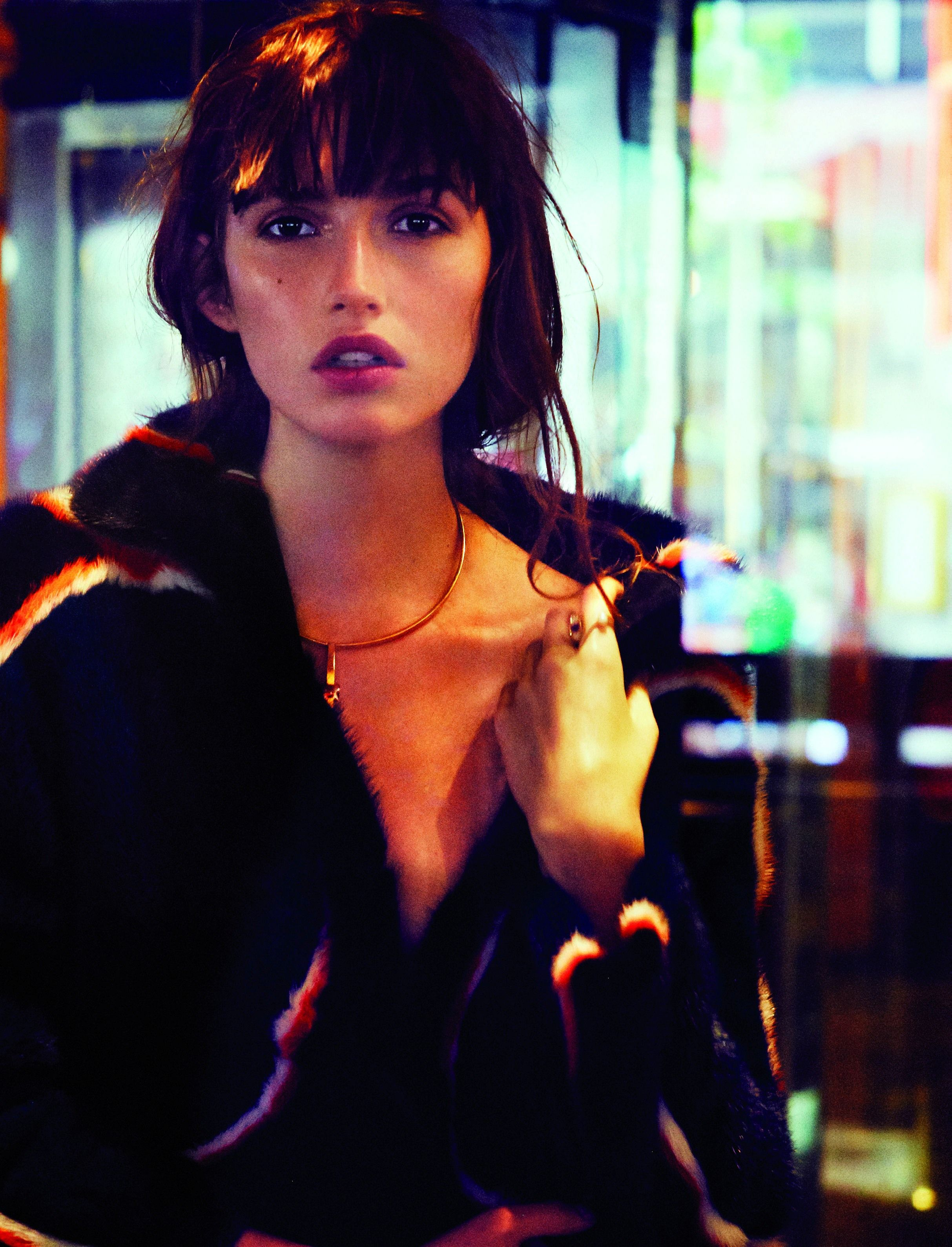 Gabby Dover by Will Davidson for Muse Fall 2013