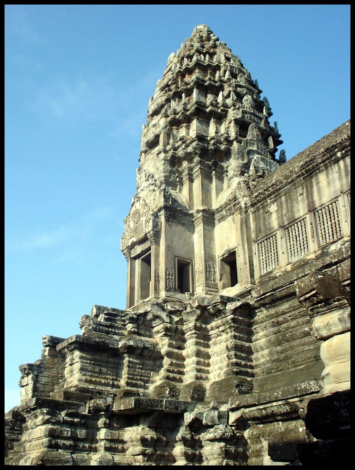 @ Ta Phrom, Cambodja, 2008