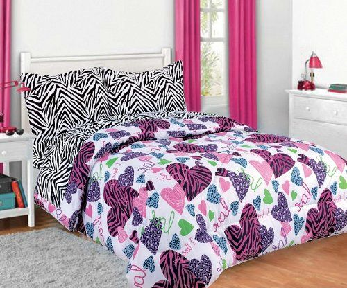 Best Black Friday Girls Kids Bedding Mistyb Nt Bed In A Bag 640 x 480