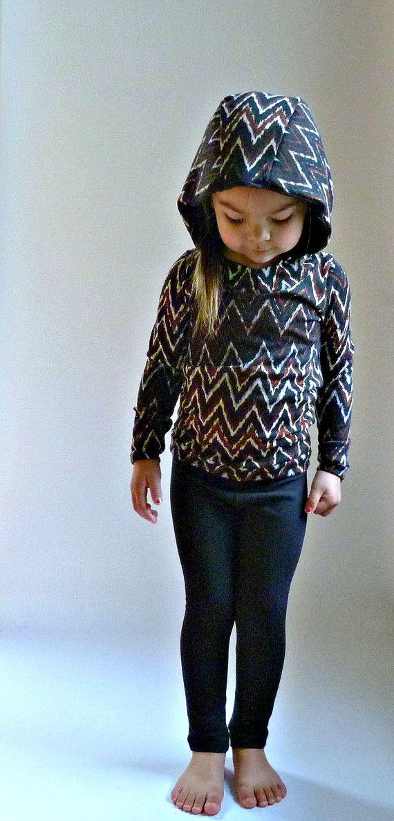 BIMAA Sweater - PDF Sewing Pattern Hoodie, Cowl Neck, or Shawl ...