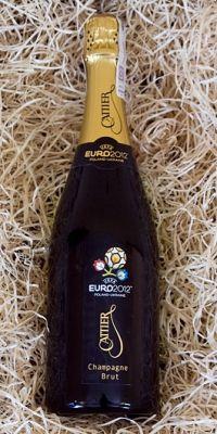 Gentleman - sklep internetowy - Cattier Brut EURO 2012, 0,75l