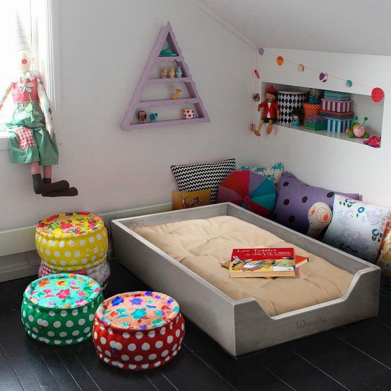 woodly stackable flurbett stapelbares kinderbett kinderzimmer pinterest kinderzimmer. Black Bedroom Furniture Sets. Home Design Ideas