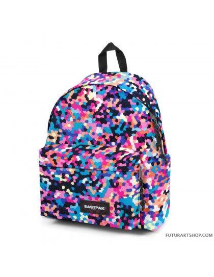 a94d722b3c Zaino Eastpak Fantasia Hex Pink | Moda in 2019 | Zaino alla moda ...