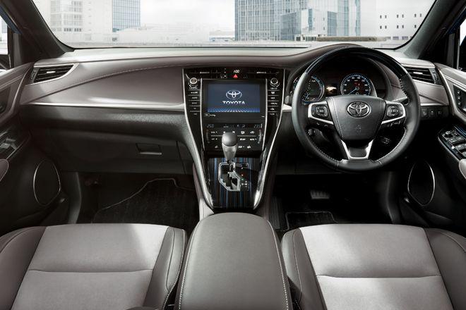 トヨタ ハリアーに特別仕様車 スタイルアッシュを設定 Autocar Japan トヨタ ハリアー トヨタ 車