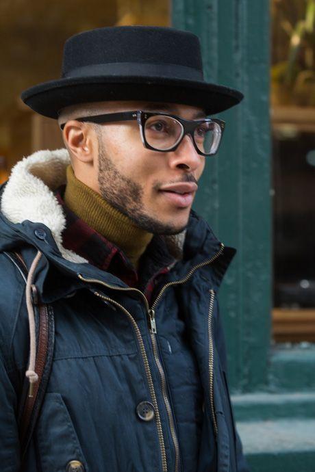 Street Style  Goorin Bros. Heisenberg hat spotted in NYC. Yes ... 7c86de3d954