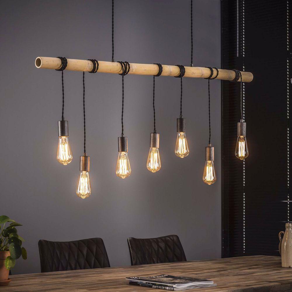 Lampen Aus Naturmaterialien Wie Holz Sind Schon Lange Zeit Gefragt Wie Gefallt Dir Eine Lampe Mit Ast In K In 2020 Lamp Decor Lamps Living Room Garage Light Fixtures