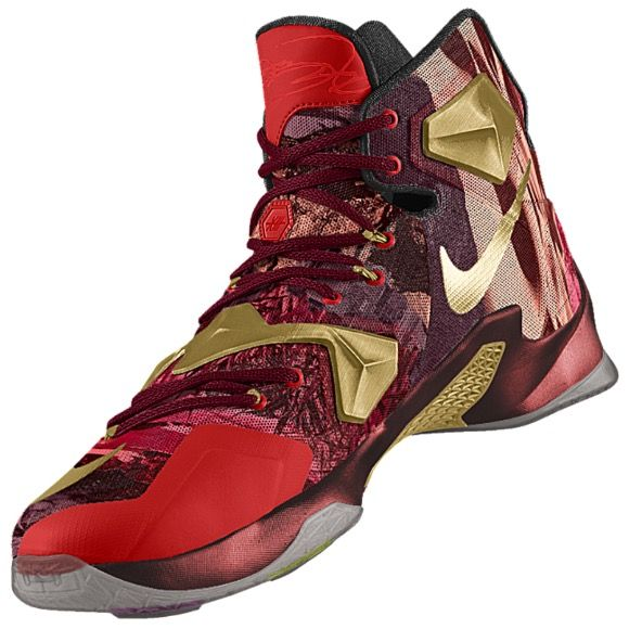 c7e0b8412899 We explore the possibilities of the newest graphic option to hit NikeiD for  the Nike LeBron