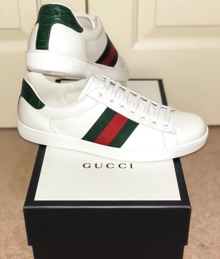 Gucci Ace Sneaker #fashion #clothing #shoes #accessories
