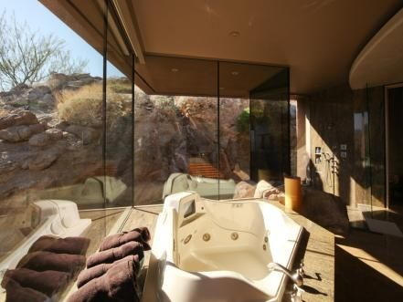 Desert Mansion in Palm Springs
