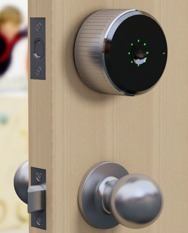Danalock Integrated Smartlock For Bluetooth Low Energy And