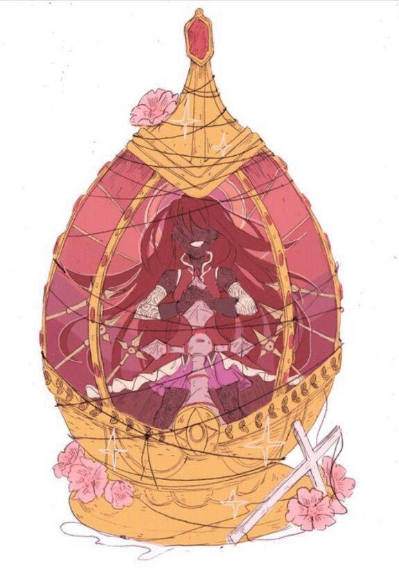 Kyoko Soul Gem Madoka Magica Mahō Shōjo Madoka Magica Modoka