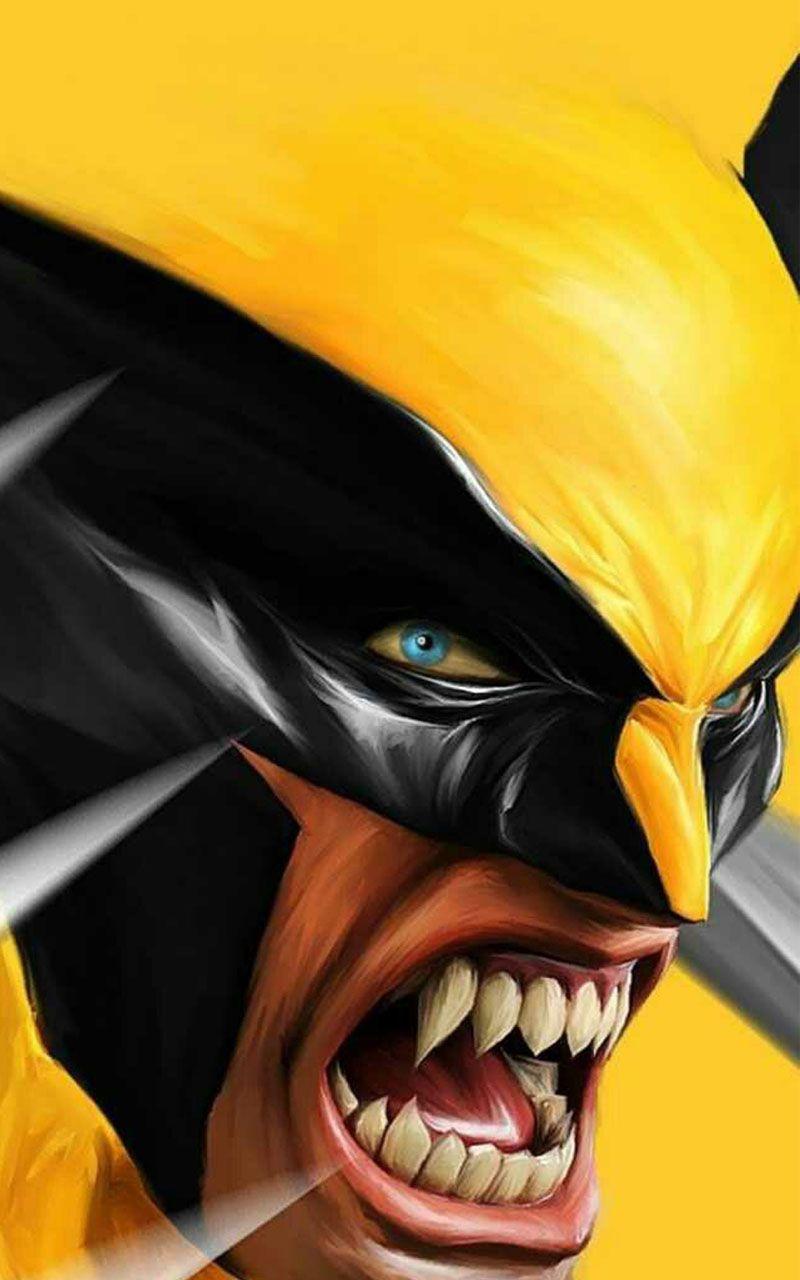 Wolverine Animasi Gadis Animasi Pameran