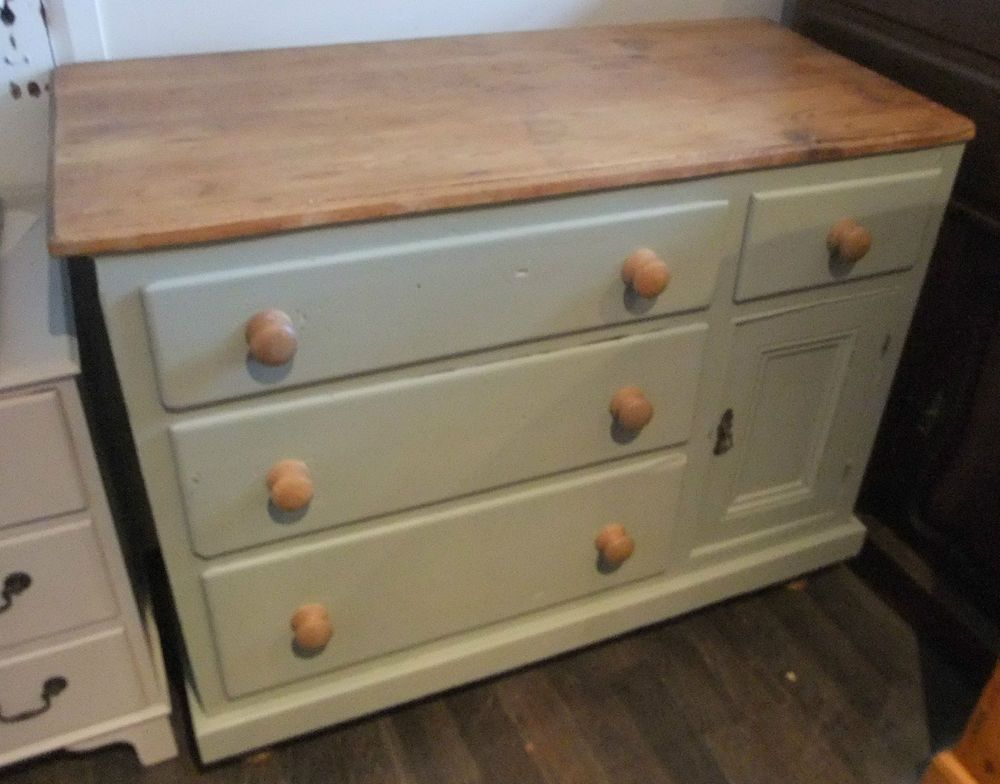 Shabby Chic Painted Cabinet Viewings Welcomed At: Big Yorkshire Furniture  3/5 Wharf Street