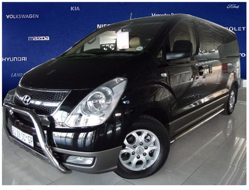 2011 Hyundai H1 H1 2.5 CRDI Wagon Automatic for sale in