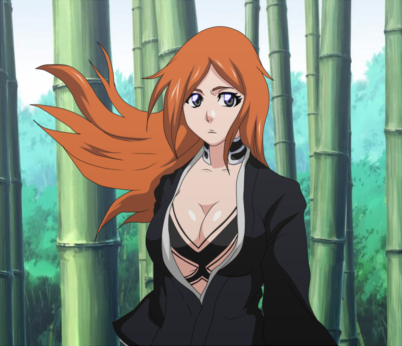 Substitute Shinigami - Inoue Orihime by EverlastingDarkness5 ...