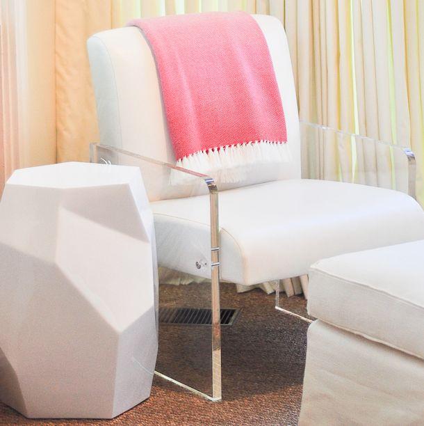 Ceetz Origami Accent Chair: Oragami Side Tables - Www.blueprintstore.com