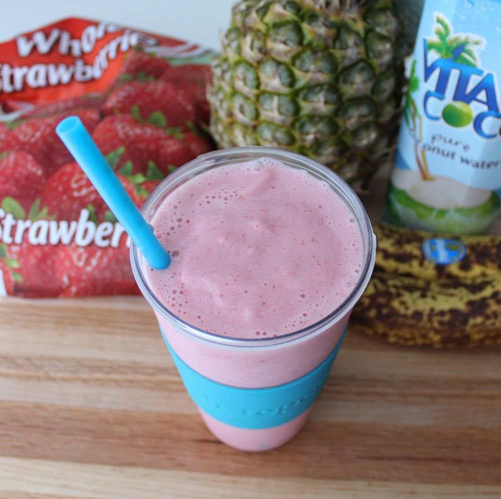 Recovery Smoothie from Living Well Kitchen
