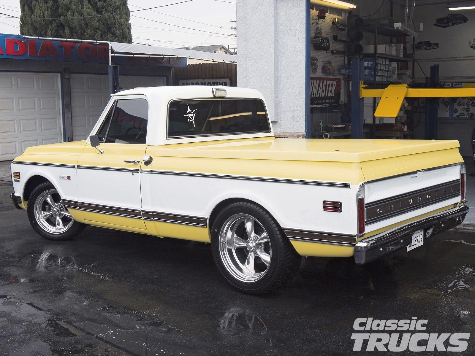 1971 chevy cheyenne pickup truck hot rod network [ 1600 x 1200 Pixel ]