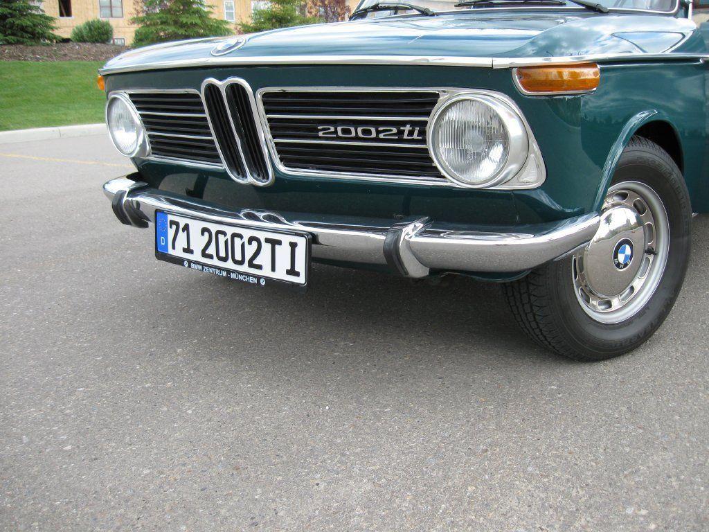 'My' 2002/ti/tii, in Agave Green