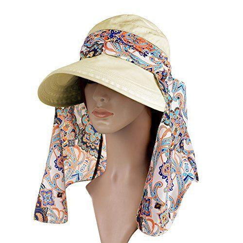Vbiger Visor Hats Wide Brim Cap UV Protection Summer Sun ... https://www.amazon.com/dp/B01EYBX9BW/ref=cm_sw_r_pi_dp_x_kpM0ybQXDV4EC