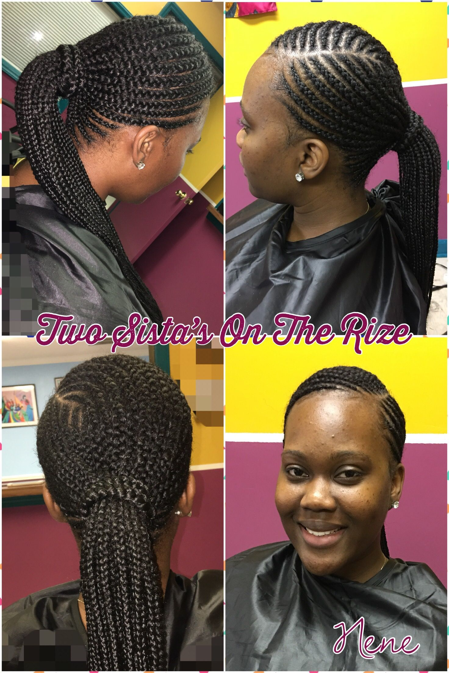 Pin by denetress graham on hair braiding pinterest hair style