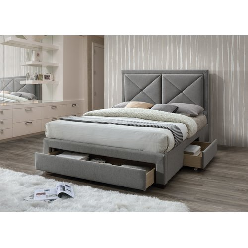 Mercury Row Griffith Upholstered Storage Bed Products In 2019