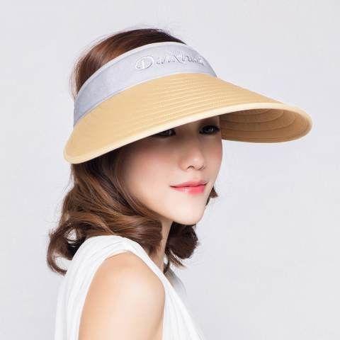 97e2db1928ed2d Sun visor hat for summer wear womens hats UV package | Top 10 best ...