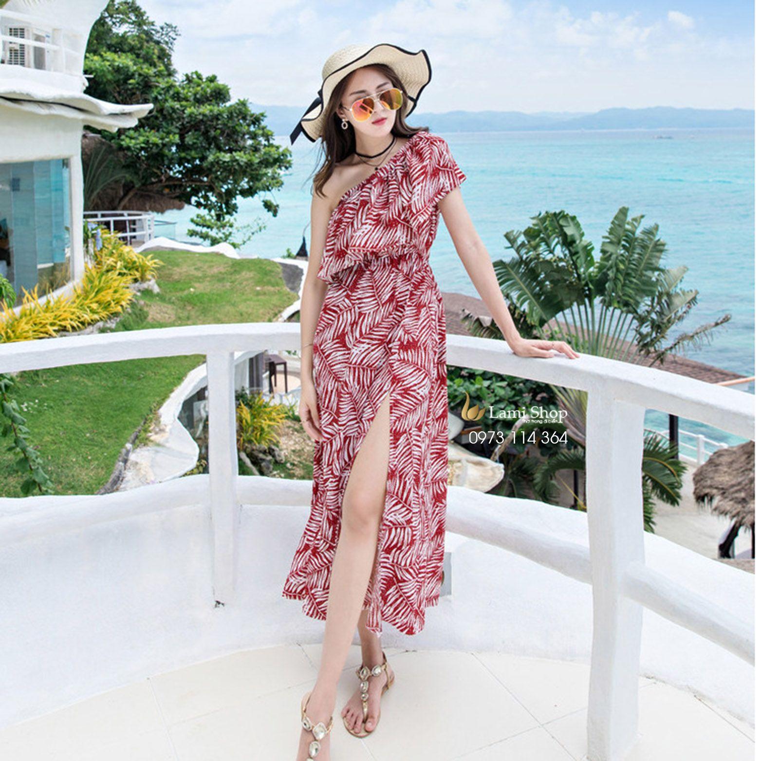 Đầm Maxi chào hè cháy hàng với phong cách nổi bật và gợi cảm - 3