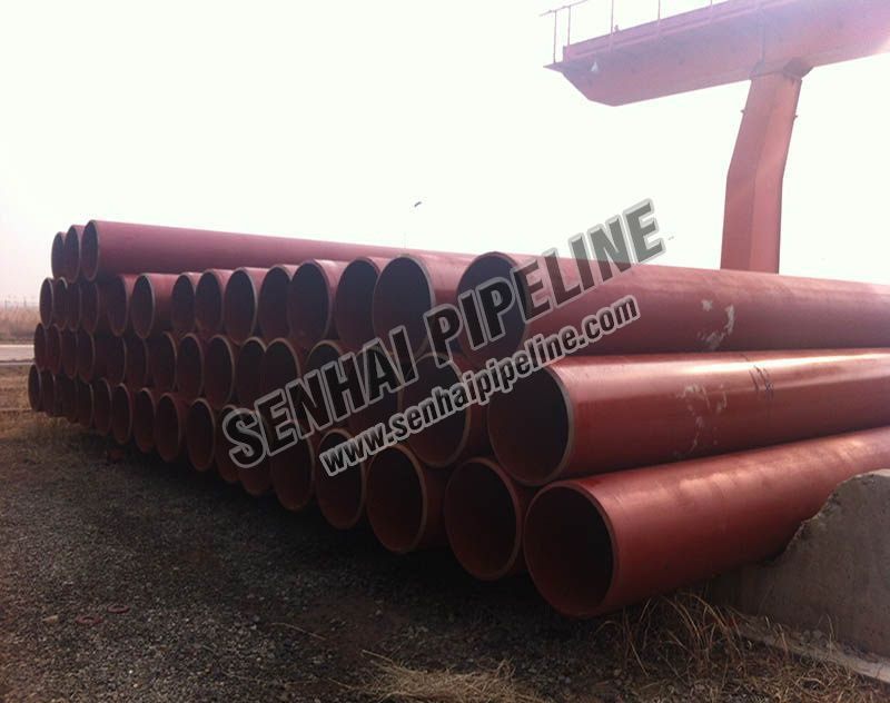 Pin On Round Steel Pipes