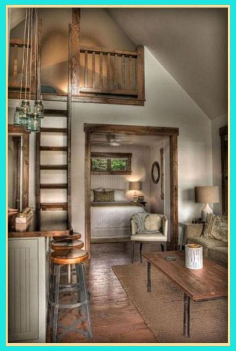 Interior Design On A Shoestring Cheap House Decorating Ideas Home Decor Ideas Tiny House Design Tiny House Living Farm House Living Room