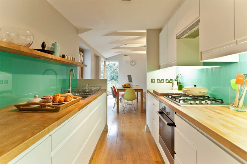 22 Midcentury Modern Kitchen Designs Showcasing Contrast Of Past And Present