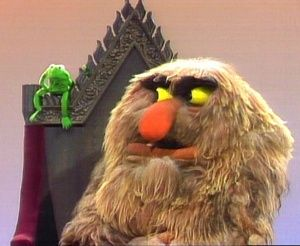 Sweetums | art references | The muppet show, Kermit, Puppets