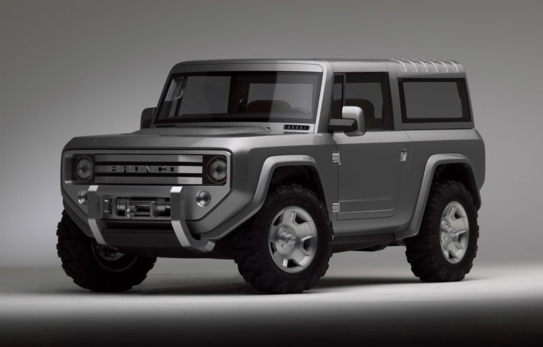 2017 Ford Bronco Review Price Specs Release Date Concept